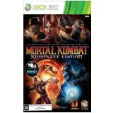 Mortal Kombat: Komplete Edition (X360) -