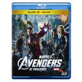The Avengers - Os Vingadores 3D (Blu-ray 3D) + (Blu-Ray) - Joss Whedon (Diretor)