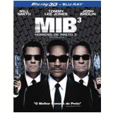 Homens de Preto 3 - 3D (Blu-Ray) - Vários (veja lista completa)