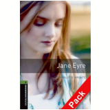 Jane Eyre Cd Pack Level 6 - Third Edition -