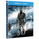 No� (3D+Blu Ray) (Blu-Ray) - Anthony Hopkins, Jennifer Connelly, Russel Crowe