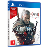 The Witcher 3 Wild Hunt (PS4) -