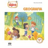 Projeto Ápis - Geografia - 1º Ano  - Ensino Fundamental I - Maria Elena Simielli