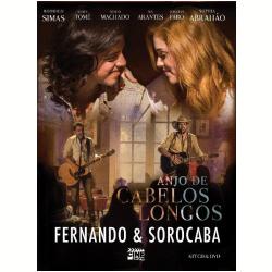 DVD - Fernando e Sorocaba - Anjo dos Cabelos Longos ( CD ) + - Fernando & Sorocaba - 7899340774626
