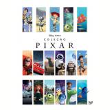 Coleção Pixar 2016  (17 DVDs) (DVD) - Studios Disney
