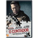 O Contador (DVD) - Ben Affleck, John Lithgow