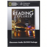 Reading Explorer 4 - 2nd - Classroom Audio Cd/dvd Package (CD) -