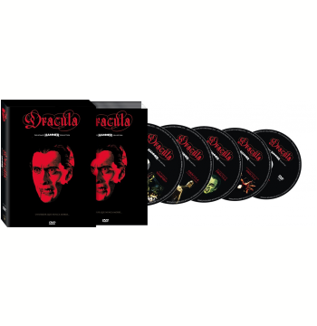 Drácula - The Ultimate Hammer Collection (5 DVDs)