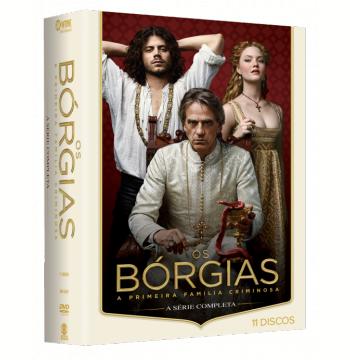Os Bórgias - A Primeira Família Criminosa (DVD)