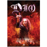 DIO - The Legend - Live in Japan (DVD) - Dio