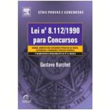 Lei 8.112/1990 Para Concursos - Gustavo Barchet