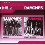 2 Em 1 - Ramones + Rocket To Russia (CD) - Ramones