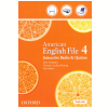 American English File 4 Interactive Banks & Quizzes Cdrom