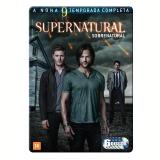 Supernatural � Sobrenatural - 9� Temporada Completa (DVD) - Jared Padalecki
