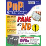 PnP Digital nº 5 - Pane no HD, Gravação de DVDs personalizados, aterramento, gravação de DVS, Manutenção de Notebooks  (Ebook) - Iberê M. Campos