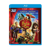 Festa No C�u - Blu-ray 3d + (Blu-Ray) - V�rios (veja lista completa)