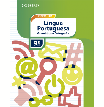 Projeto Lume Gramatica E Ortografia Lingua Portuguesa 9 Ano - Livro Do Aluno - Caderno De Atividades