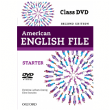 American English File Starter Class Dvd - Second Edition (CD) -