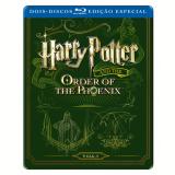 Harry Potter e a Ordem da Fênix - Edição Especial (Blu-Ray) - Vários (veja lista completa)