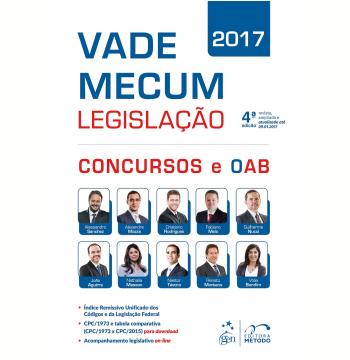 Vade Mecum Legislação - Concursos e OAB