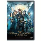 Piratas do Caribe - A Vingança de Salazar (DVD) - Johnny Depp, Geoffrey Rush, Javier Bardem