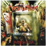 Destruction - Inventor Of Evil (CD) - Destruction