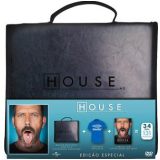 Maleta House - 1ª a 6ª Temporadas (DVD) - Vários (veja lista completa)