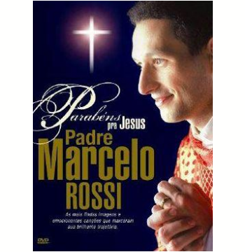 Padre Marcelo Rossi - Parabéns pra Jesus (DVD)