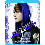 Justin Bieber - Never Say Never (Blu-Ray) -