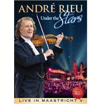 Andre Rieu - Under The Stars Live in Maastricht V (DVD)