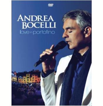 Andrea Bocelli - Love in Portofino (DVD)