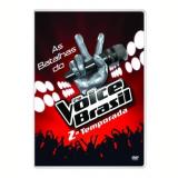 The Voice Brasil - Batalhas (DVD) - Vários