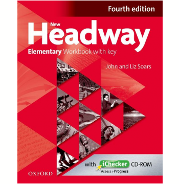 New Headway Elementary - Workbook And Ichecker With Key - Fourth Edition