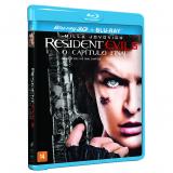 Resident Evil 6: O Capítulo Final (Blu-Ray 3D) (Blu-Ray) - Ali Larter, Iain Glen, Milla Jovovich