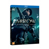 Arrow - 5ª Temporada Completa (4 Discos) (Blu-Ray) - David Ramsey