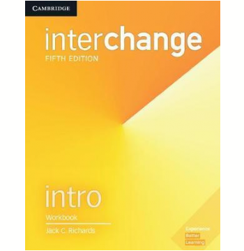 Interchange Intro WB - 5TH ED