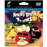 Angry Birds Toons - 2ª Temporada Volume 1 (DVD) - Antti Pääkkönen
