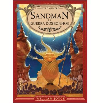 Sandman e a Guerra dos Sonhos (Vol. 4)