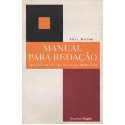 Manual para Reda��o de Monografia...