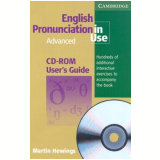 English Pronunciation in Use Advanced - Cd-Rom User's Guide - Martin Hewings