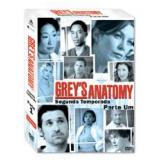 Grey's Anatomy - Segunda Temporada - Parte Um (DVD) - Patrick Dempsey, Sandra Oh, Ellen Pompeo