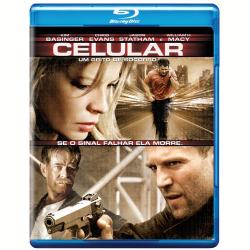 Blu - Ray - Celular: Um Grito De Socorro - Kim Basinger, William H. Macy - 7892110076456