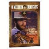 Três Homens em Conflito (DVD) - Clint Eastwood