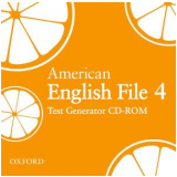 American English File 4 Test Generator Cdrom -