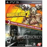 Borderlands 2 & Dishonored Bundle (PS3) -