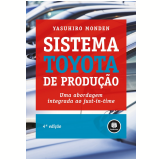 Sistema Toyota De Produção - Yasuhiro Monden
