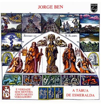 Jorge Ben Jor - A Tabua De Esmeralda (CD)