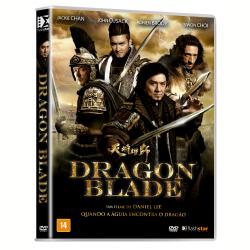 DVD - Dragon Blade - Jackie Chan, Adrien Brody - 7898625911169