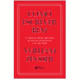 Como Escrever Bem - William Zinsser