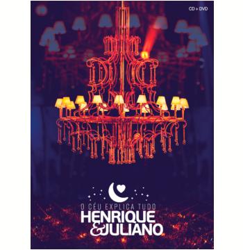 Henrique & Juliano - O Céu Explica Tudo (Digipack) + (CD) (DVD)